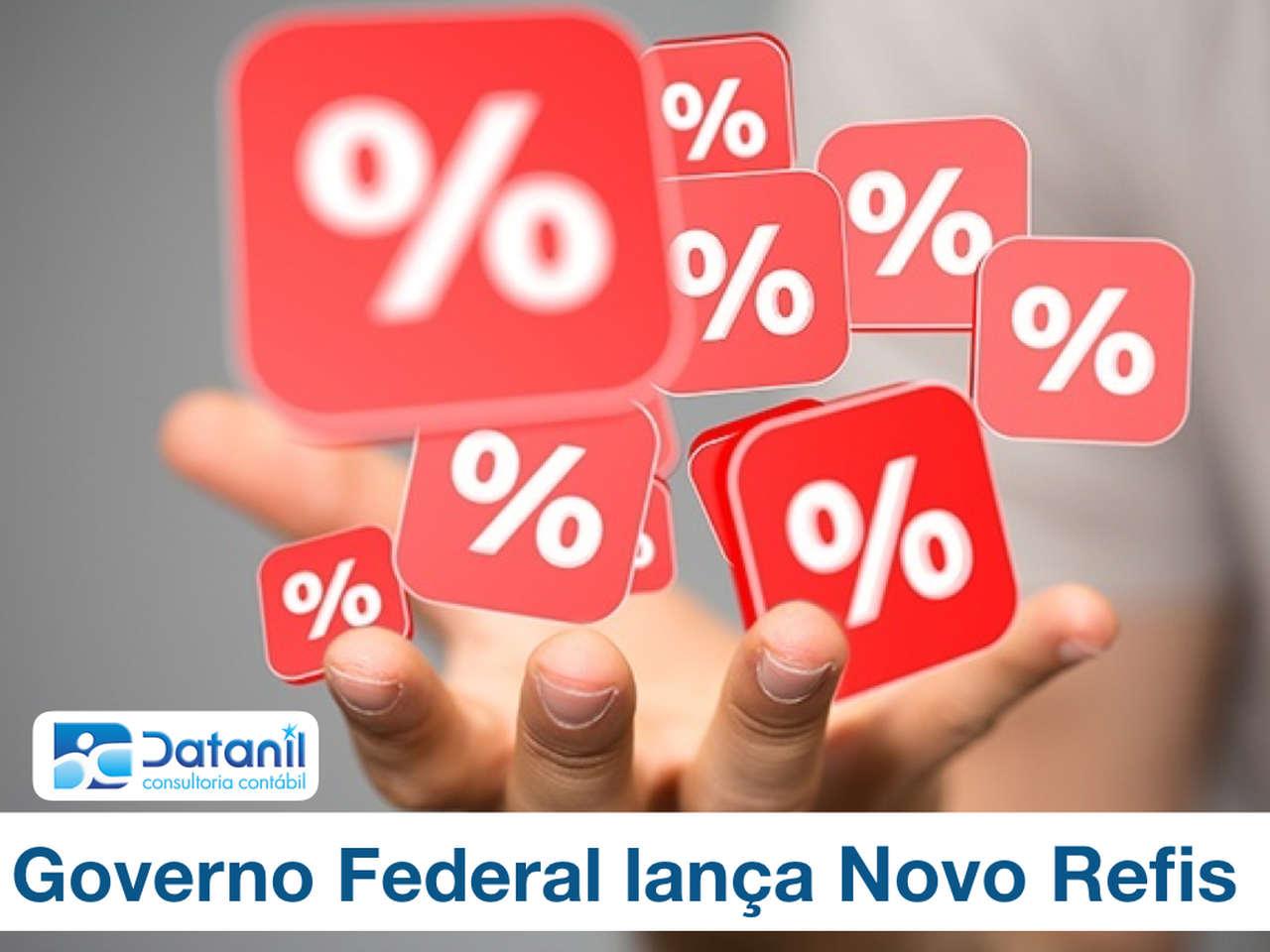 Governo Federal Lança Novo Refis