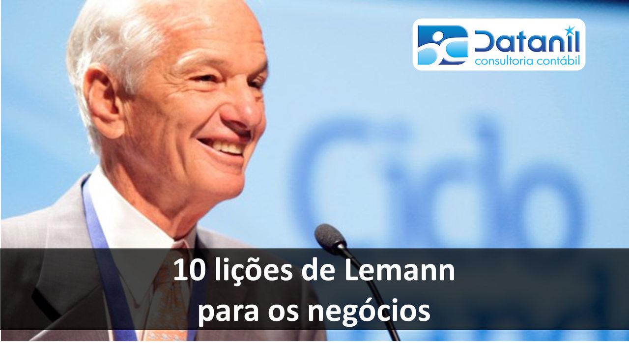 10 Lições De Lemann Para Os Negócios