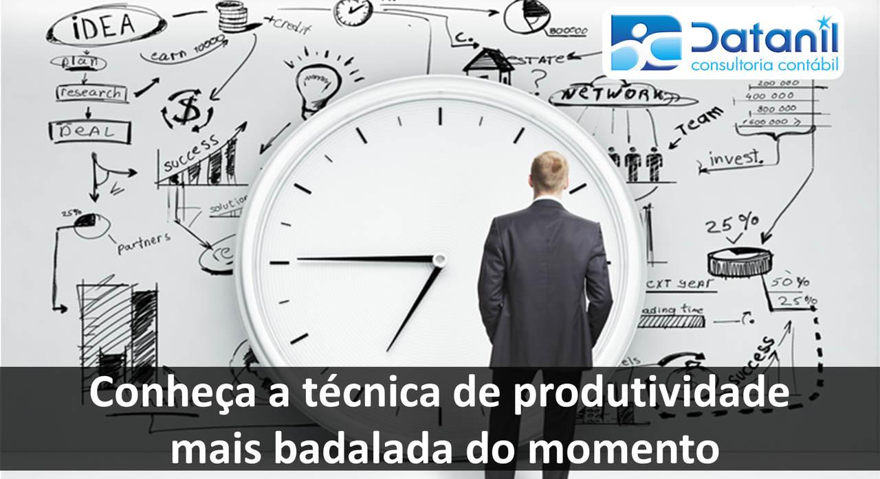 Conheça A Técnica De Produtividade Mais Badalada Do Momento