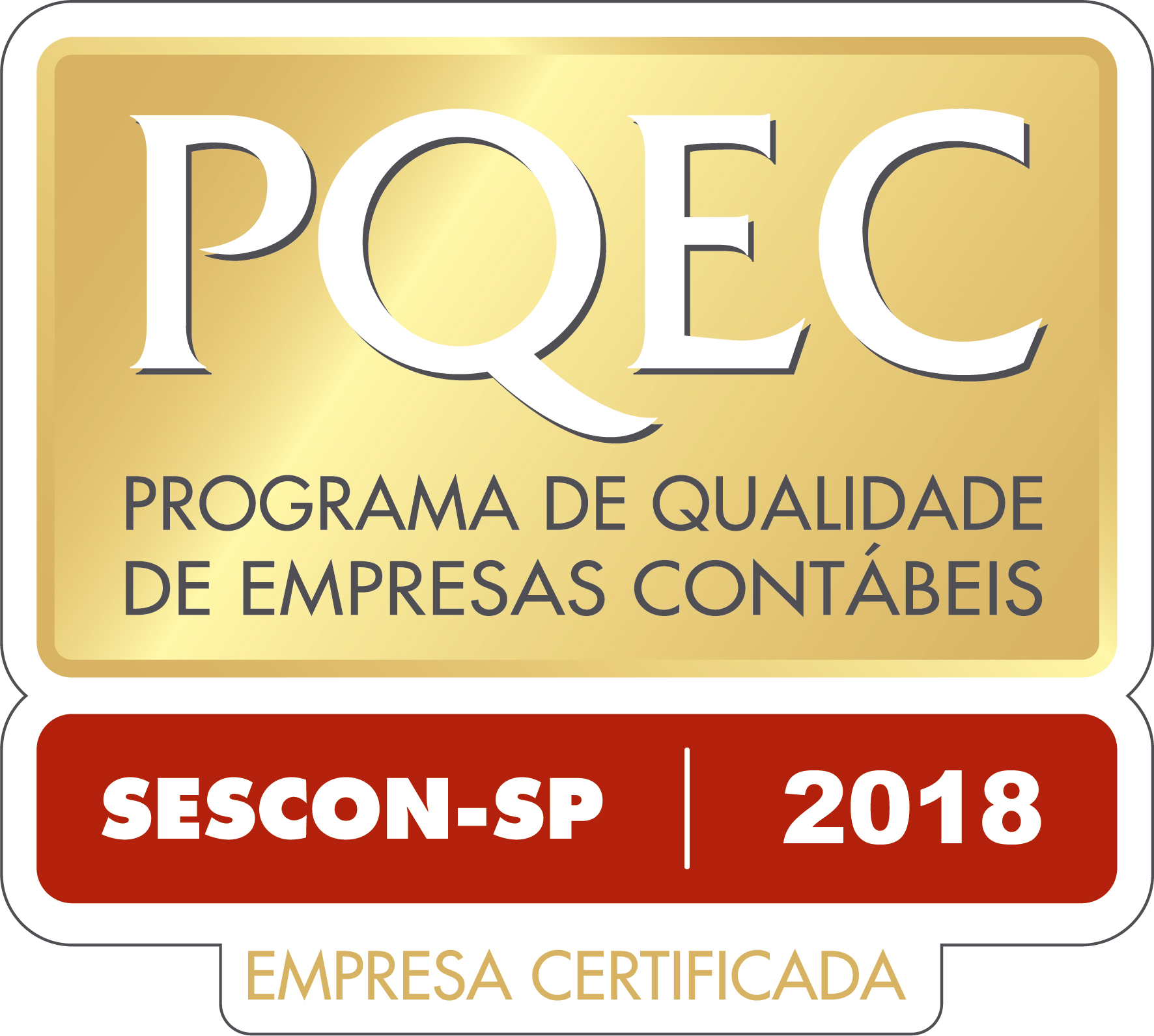 Selo PQEC 2018