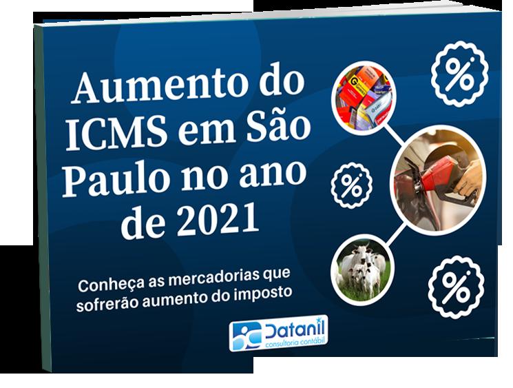 Aumento ICMS SP Paisagem