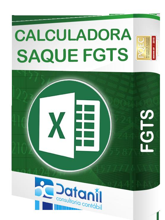 Calculadora Saldo FGTS