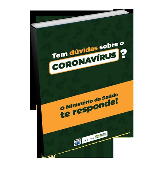 Capa eBook - Coronavírus