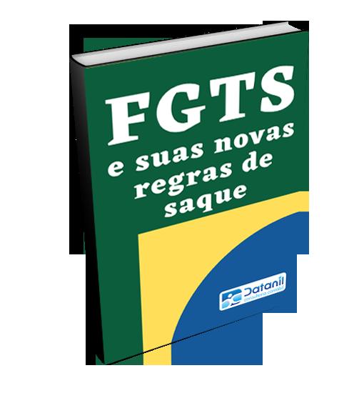Capa eBook - FGTS e suas novas regras de saque