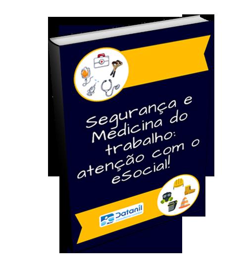 Capa eBook Seguranca e Medicina do trabalho