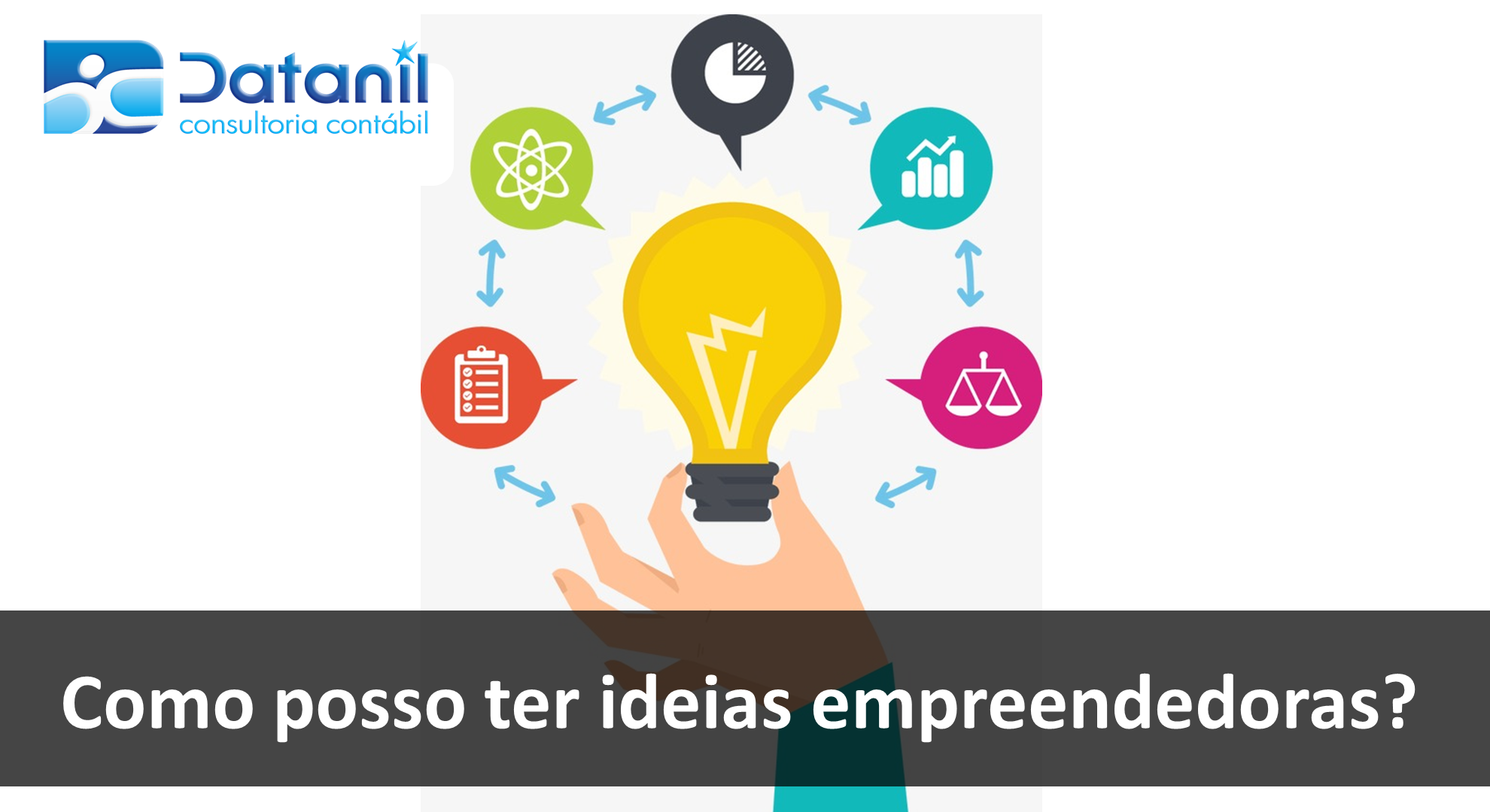 Como Posso Ter Ideias Empreendedoras?