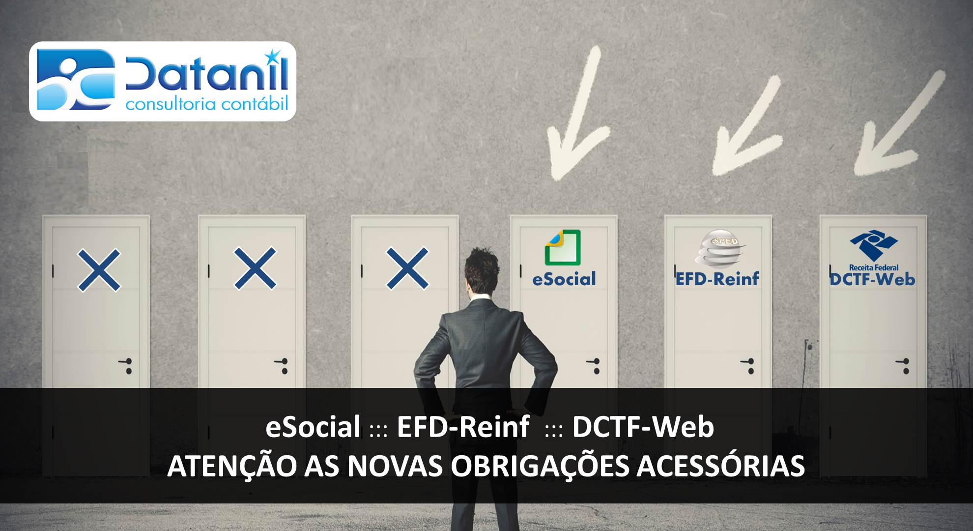 ESocial EFDReinf DCTFWeb