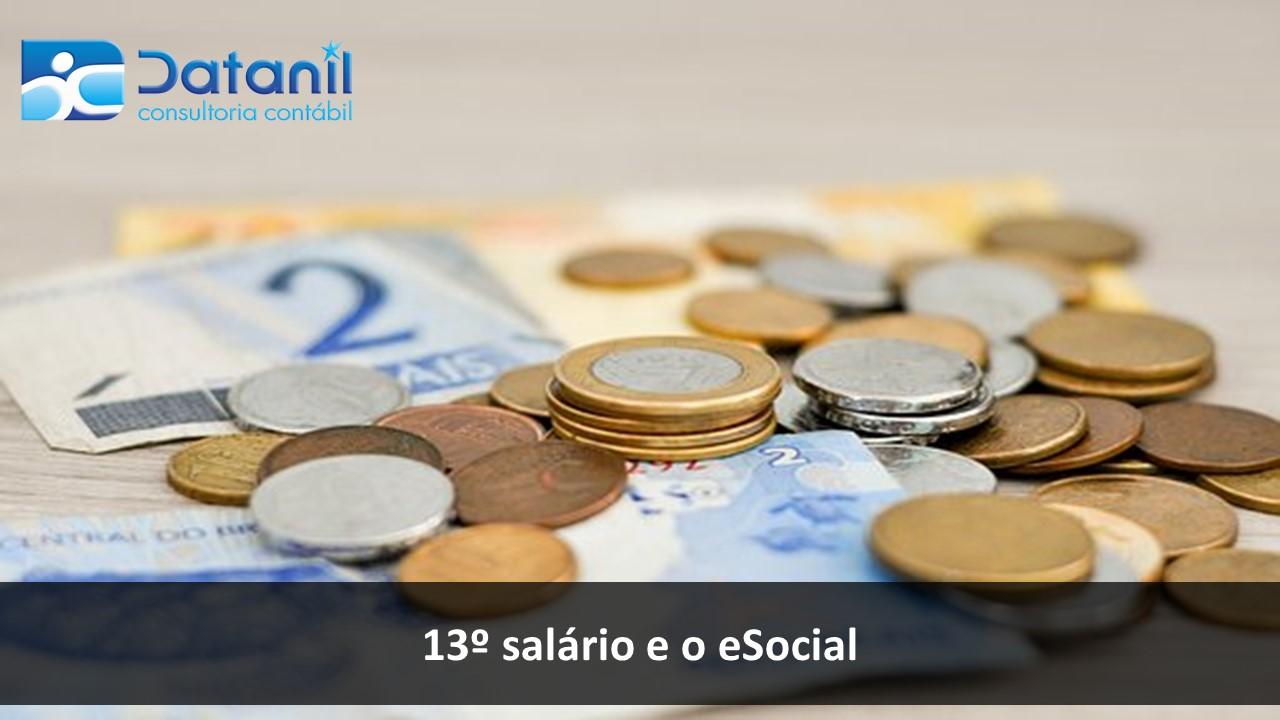 13º Salário E O ESocial