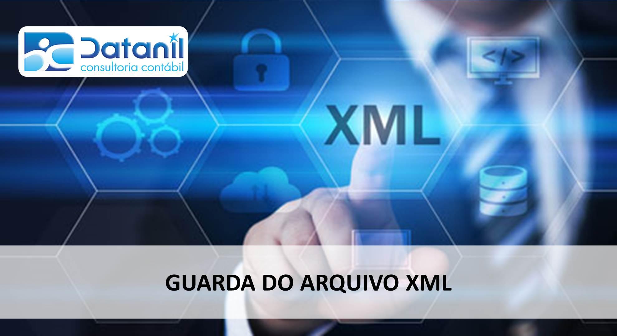 Guarda Do Arquivo XML