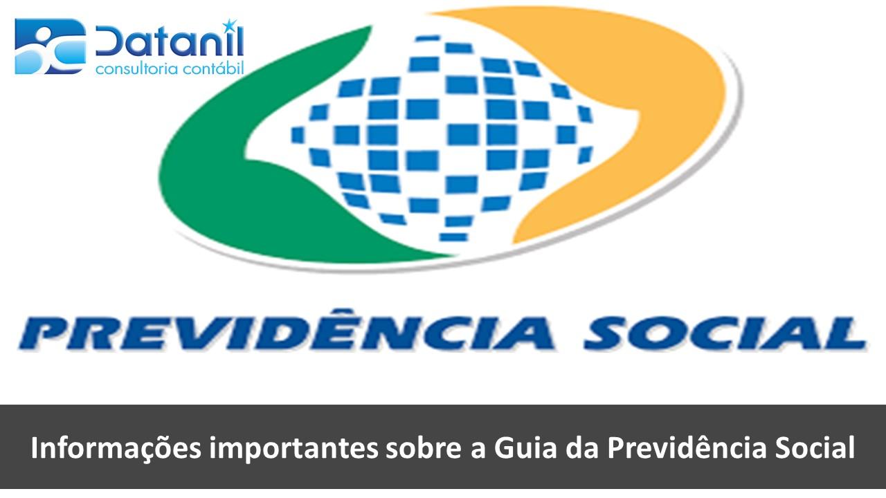 Informações Importantes Sobre A Guia Da Previdência Social