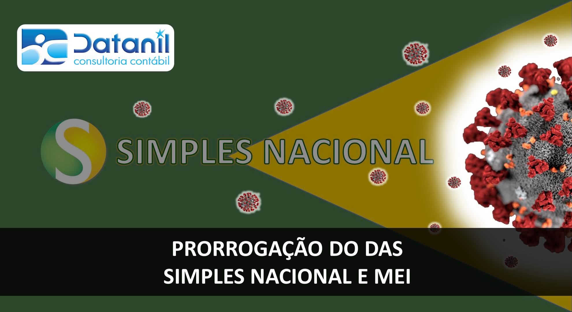Prorrogação Do DAS – Simples Nacional E MEI