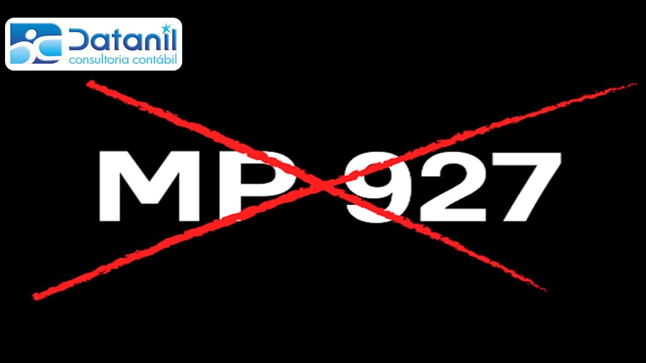 Mudanças Trabalhistas Passam A Não Ter Mais Validade – MP 927